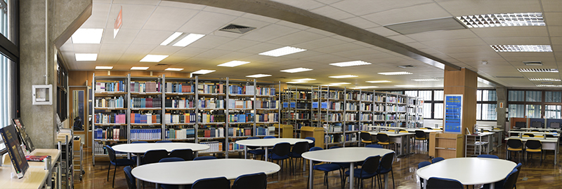 Dezesseis anos das bibliotecas do CEFSA