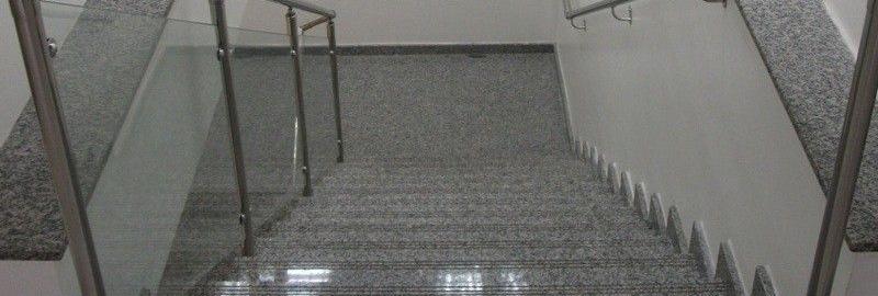 Segurança na escada: fique atento!
